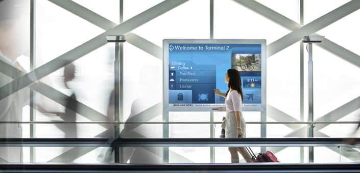 Le potenzialità dei digital signage, la comunicazione del presente e del futuro